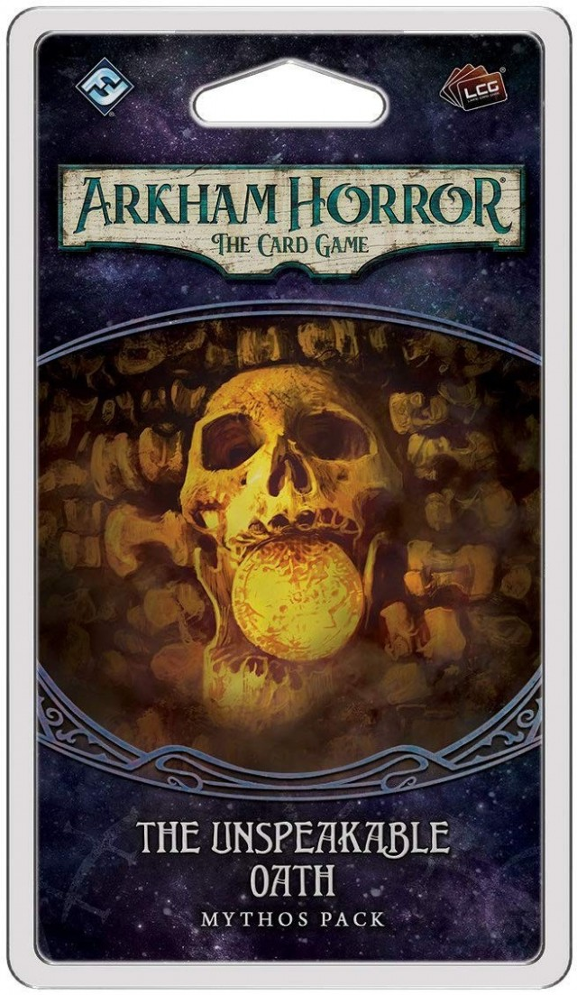 Arkham Horror: The Card Game - The Unspeakable Oath (Path to Carcosa 2)