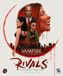 Vampire: The Masquerade - Rivals Review: Mechanics over story to its detriment