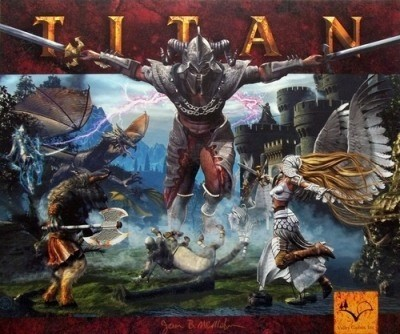 Titan - A True Monster Game