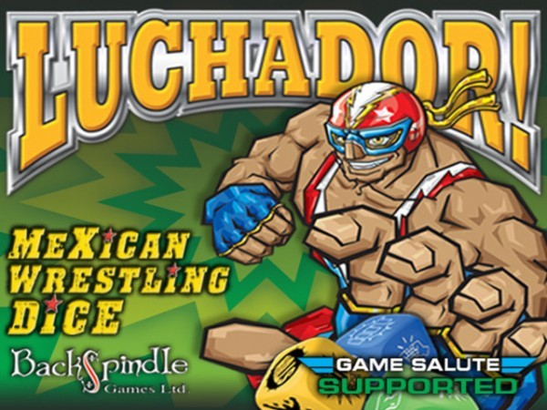 Luchador! Mexican Wrestling Dice Review: Putting boring games in a chokehold with a modern Ameritrash classic