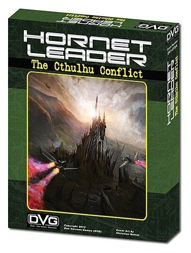 Hornet Leader: The Cthulhu Conflict Expansion