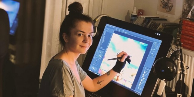 İrem Erbilirgil - Interview Let Me Illustrate