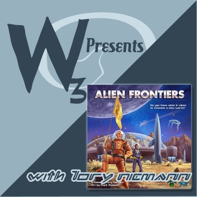Planet of Dice - Interview with Tory Niemann (Alien Frontiers)