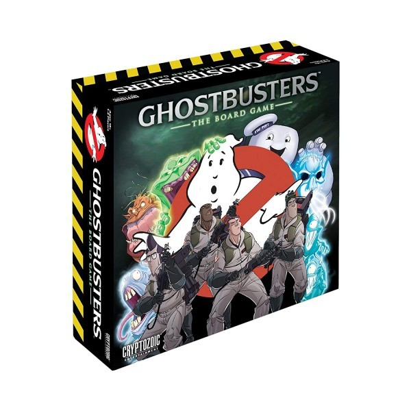 Ghost Busters: The Board Game