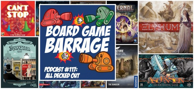 All Decked Out - Board Game Barrage