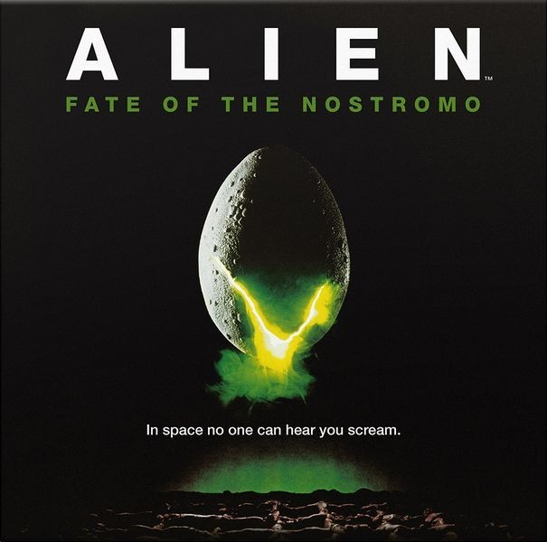 Alien: Fate of the Nostromo Board Game Announced