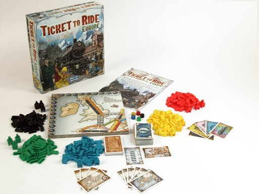 Ticket to Ride: Europe Review