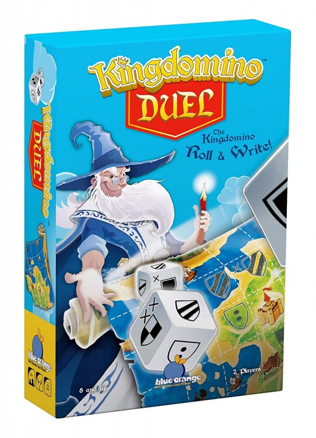 Kingdomino Duel Board Game Review
