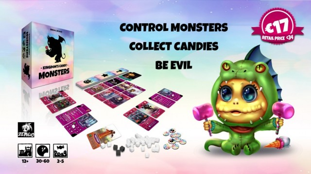 Kingdom's Candy: Monsters Worldwide Giveaway