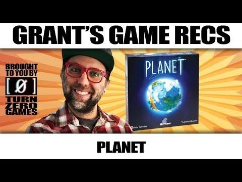 Planet - Grant's Game Recs
