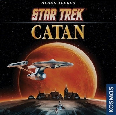 Mayfair Announces English Version of Star Trek: Catan