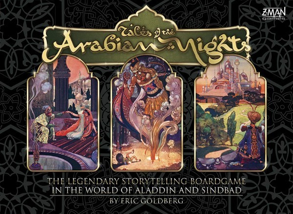 It's Barbaric, But Hey, It's Home - Tales of the Arabian Nights Review