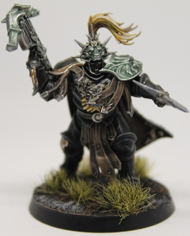 Stormcast Eternal Hunter Prime - A Painting Guide