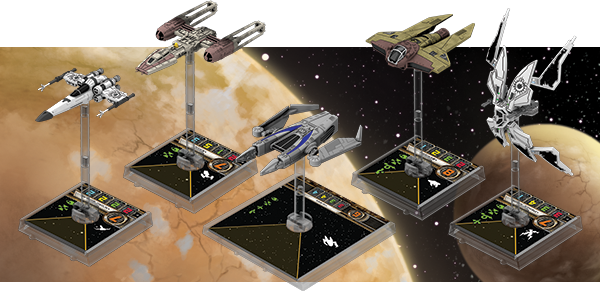 X-Wing Wave VI Is Now Available