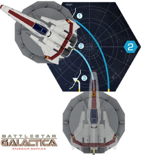 Battlestar Galactica: Starship Battles Review