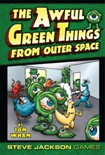 The Awful Green Things From Outer Space (Revised Edition)