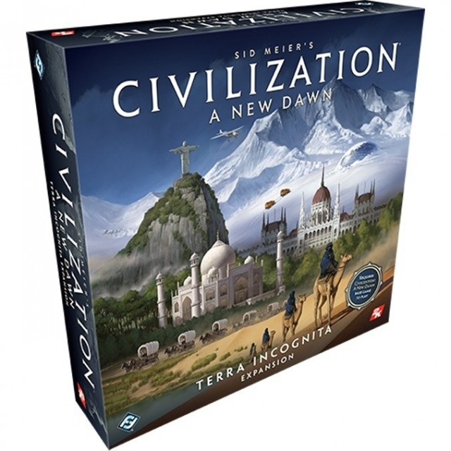 Civilization A New Dawn: Terra Incognita Expansion Announced