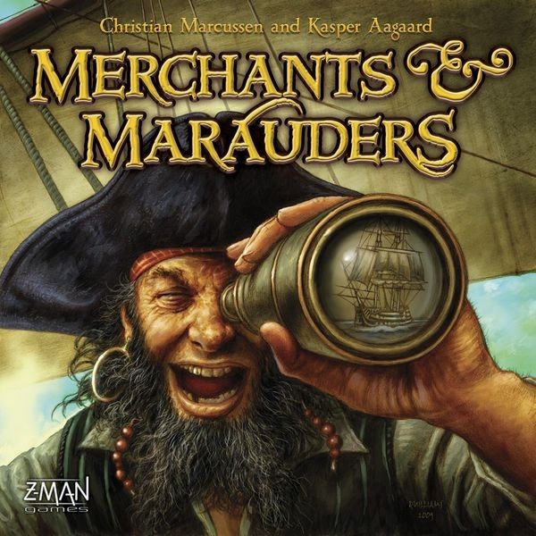 Flashback Friday - Merchants & Marauders