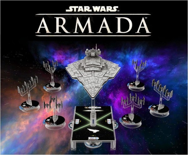 Star Wars: Armada Wave 1 Review