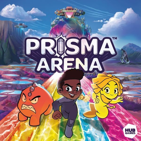 Prisma Arena - First Thoughts