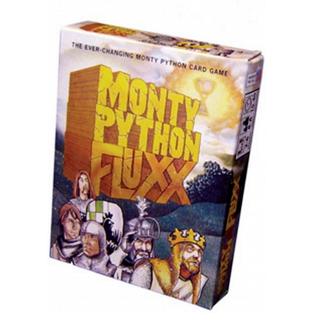 The Full Monty....Python Fluxx Experience: A Monty Python Fluxx Board Game Review