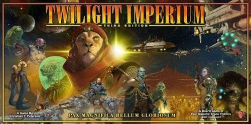 Dice Temple: Will You Control The Twilight Imperium?