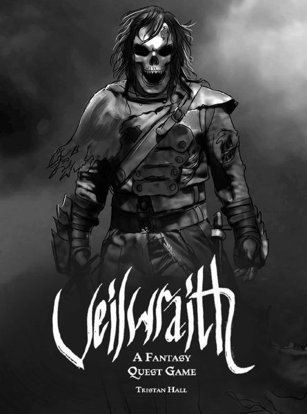 Veilwraith: A Solo Fantasy Quest Game