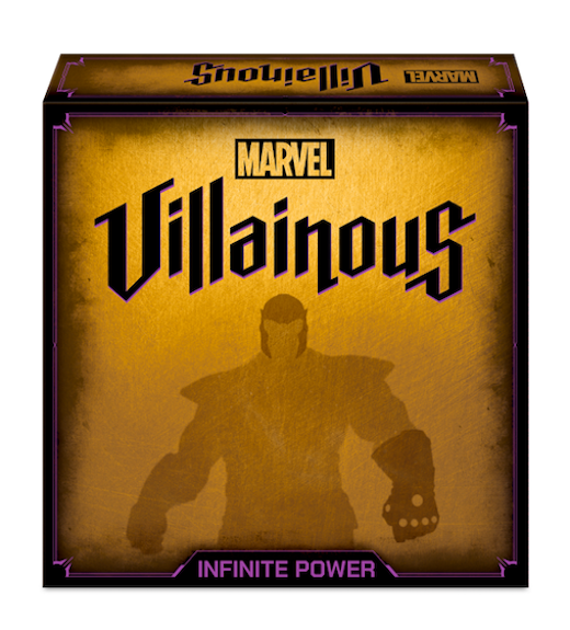 Marvel Villainous Announced