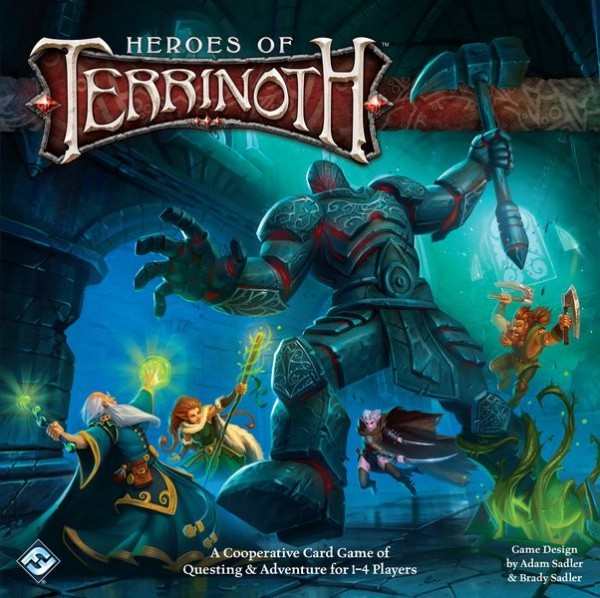 Heroes of Terrinoth Review