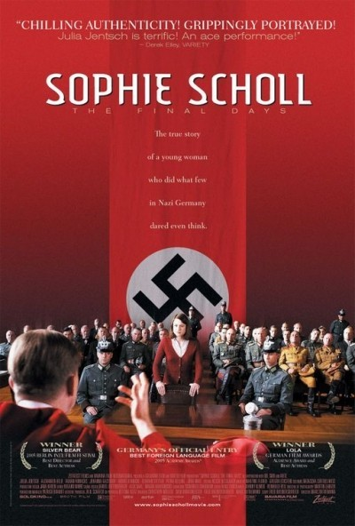 Sophie Scholl: The Final Days - Tow Jockey Five Second Review