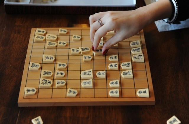 Abstraction: East Asian Chess – Shogi and Xiangqi