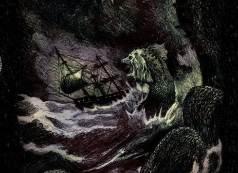 Rum, Sodomy and the Thrash - An Afternoon with Sea Evil