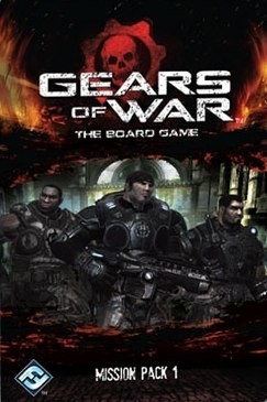 Gears of War: The Board Game - Mission Pack 1 Expansion