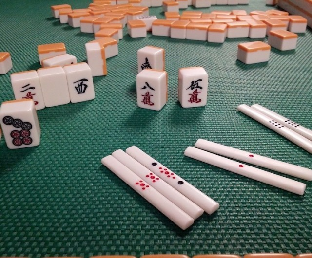 Abstraction: Riichi Mahjong