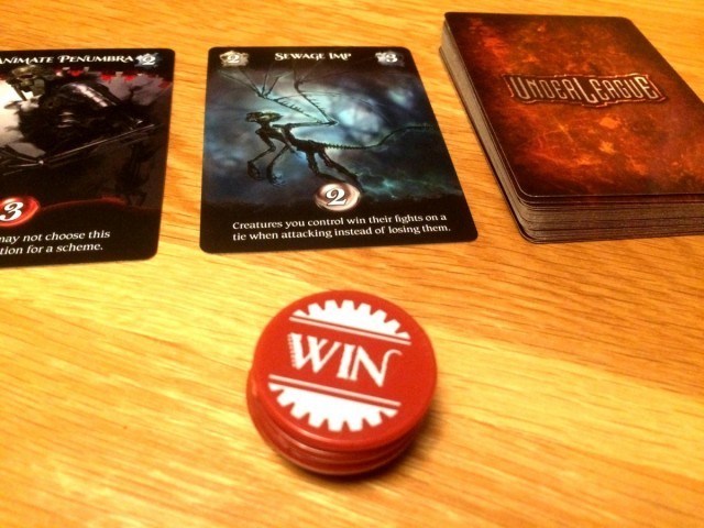 Underleague Board Game Review