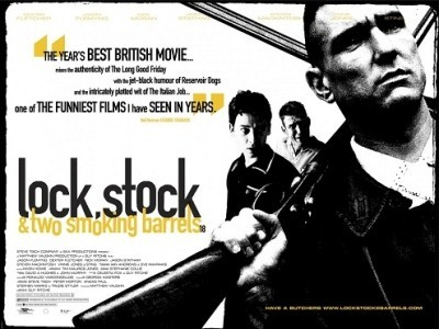 Lock, Stock and Two Smoking Barrels - Tow Jockey Five Second Review