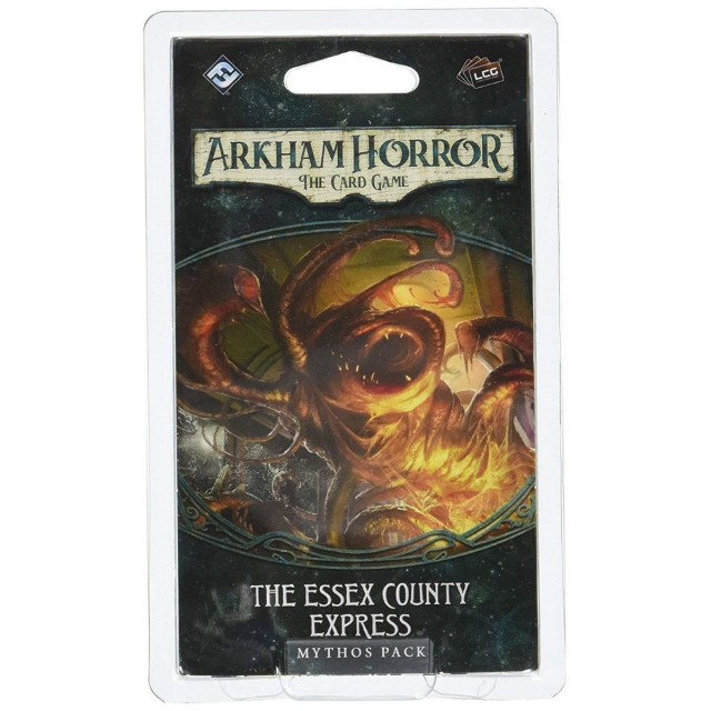 Beyond the Veil - Arkham Horror Card Game: Dunwich Legacy - Essex County Express
