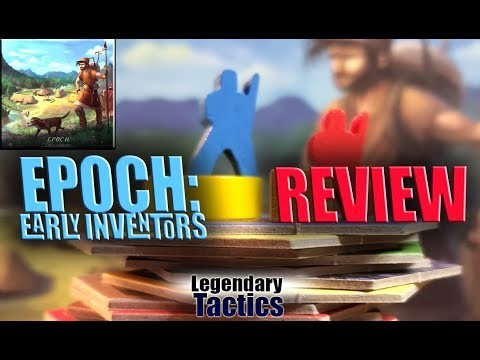 Epoch: Early Inventors Review