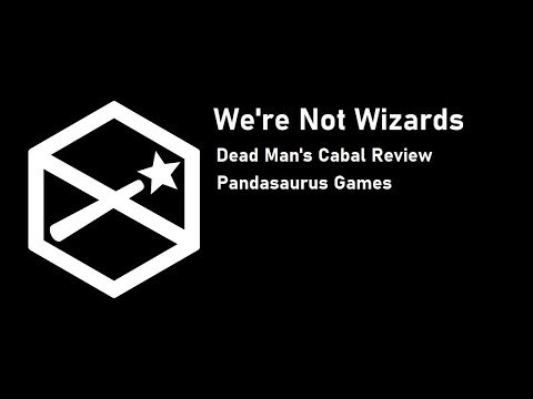 Dead Man's Cabal Board Game Review