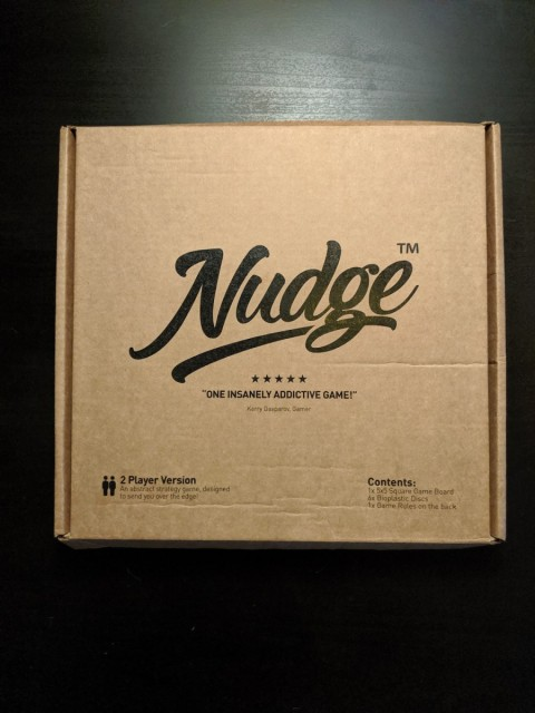 Nudge Board Game Review