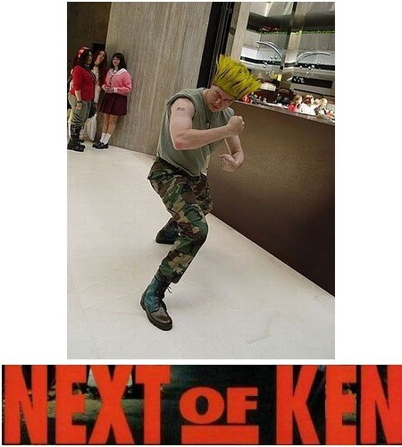 Next of Ken, Volume 61: Tyrannous Goblins and Puzzling Strikes!