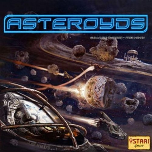 Asteroyds Board Game Review