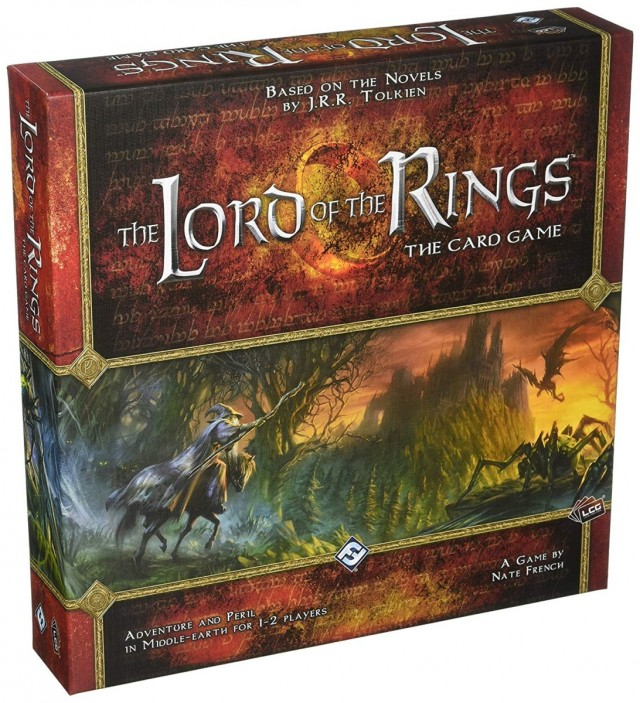 First Impressions: LOTR: The Card Game