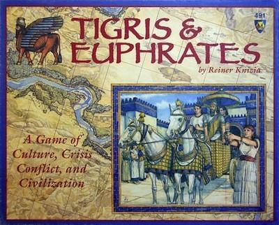 We're The Mesopotamians! - Tigris & Euphrates Retrospective
