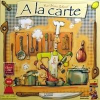 A la Carte and A la Carte: Dessert Expansion