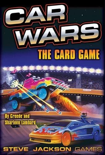 TRASH, CULTURE & VIOLENCE - Car Wars: The Card Game
