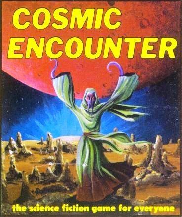 Next of Ken, Volume 17:  Entry #1 in Ken B.'s Ameritrash Hall of Fame: Cosmic Encounter