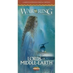 War of the Ring: Lords of Middle Earth Expansion