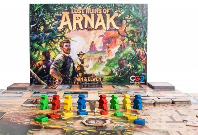 Raiders of the Lost Arnak- Lost Ruins of Arnak Review