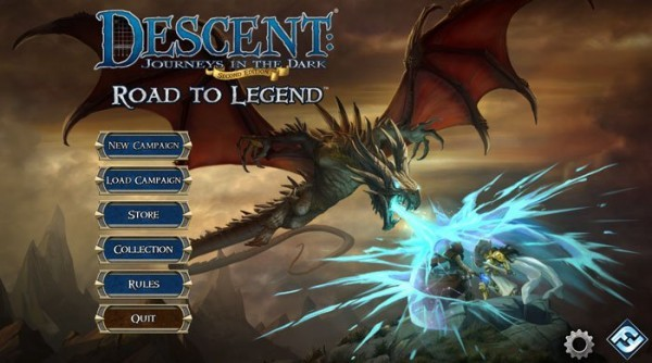 Descent: The Road to Legend App in Review